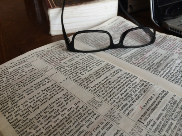 My Father's Bible