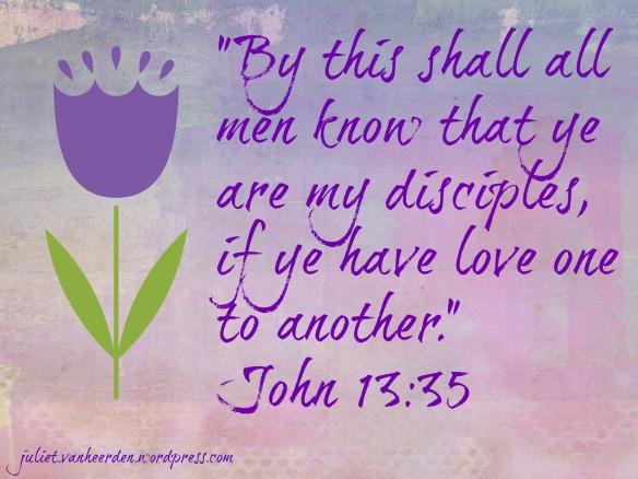 John 13,35